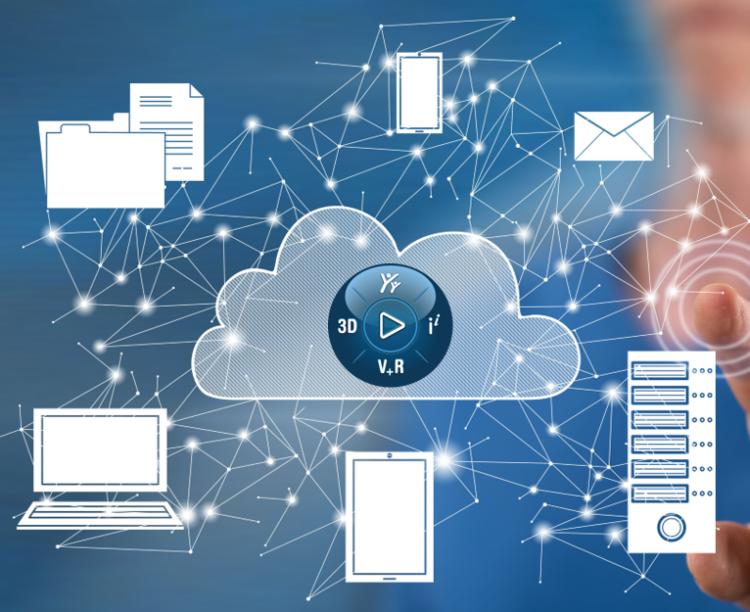 Promotion 3DEXPERIENCE Plattform und SOLIDWORKS